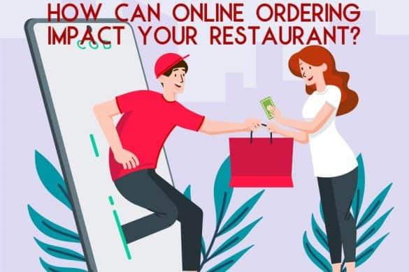 online ordering impact