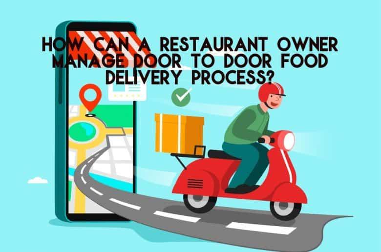 online food delivery platform