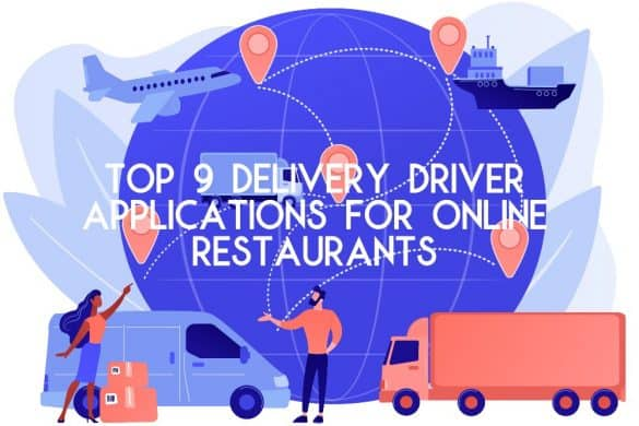 delivery driver applications