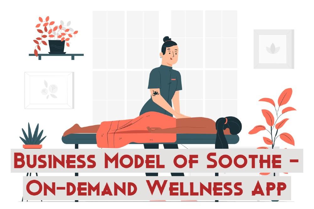 ondemand wellness app
