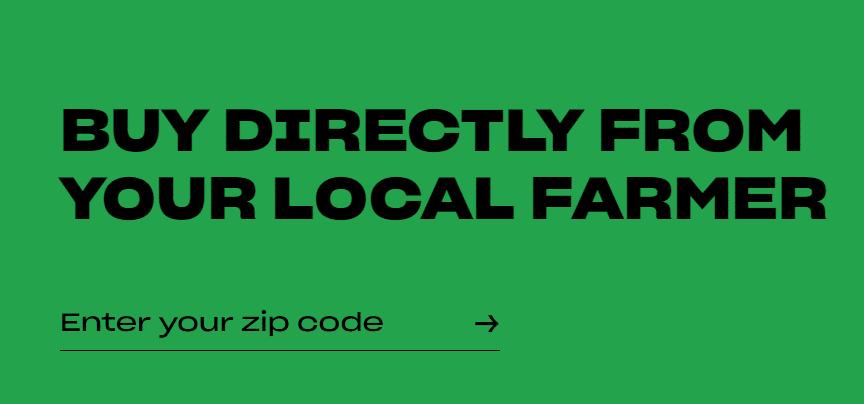 Online Farmers Marketplace