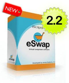 iScripts eSwap - barter software package